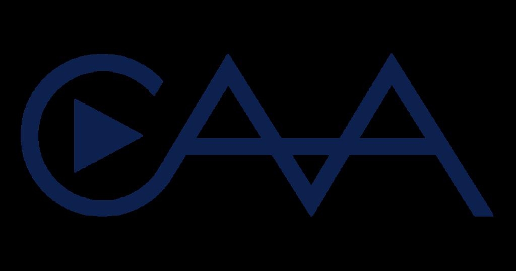 Logo CAA Webcast